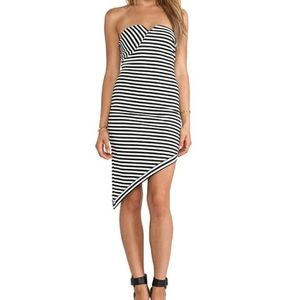 Bec + Bridge Zinc strapless dress